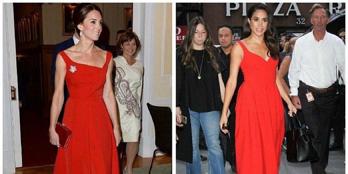 Kate Middleton versus Meghan Markle: V čem se liší královské krásky?