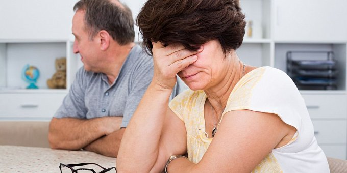 KATKA (47): Můj muž je v přechodu, nedá se s ním vydržet