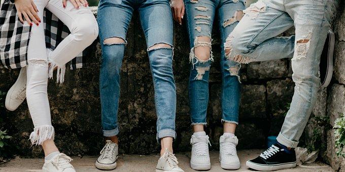 Nejoblíbenější džíny: Co všechno na vás prozradí?