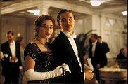 Kate Winslet ve filmu Titanic