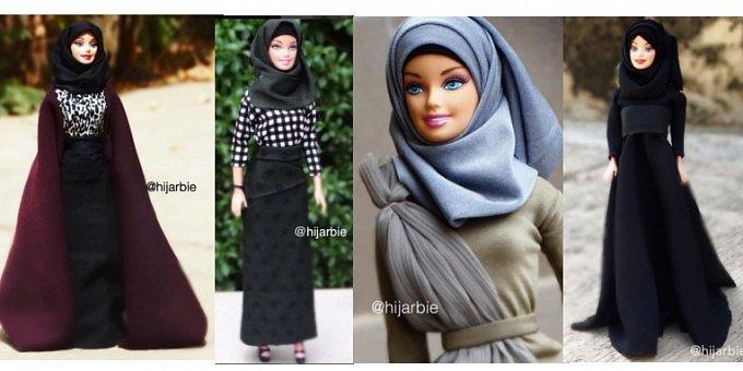 """Nová """"HIDJA BARBIE"""" pro muslimky. Koupili byste ji své holčičce?"""