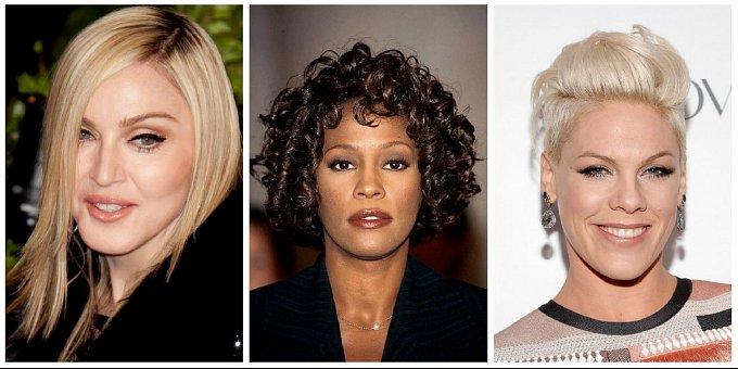 Pink, Madonna, Whitney: Které hetero hvězdy měly románek se ženou?