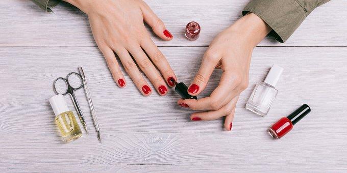 Vytaste drápky: Jak mít krásné a zdravé nehty