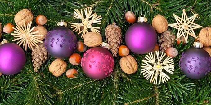 Vánoční barevné trendy 2013