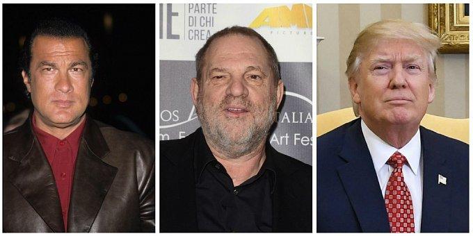Největší prasáci v Hollywoodu: Kdo čelil sexuálním žalobám?
