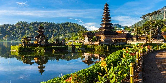 Bali včera a dnes