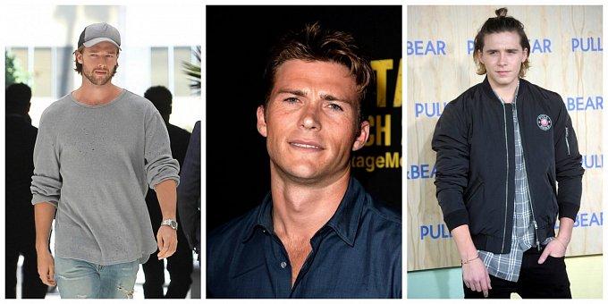 Beckham, Eastwood, Irons: Sexy synové slavných otců