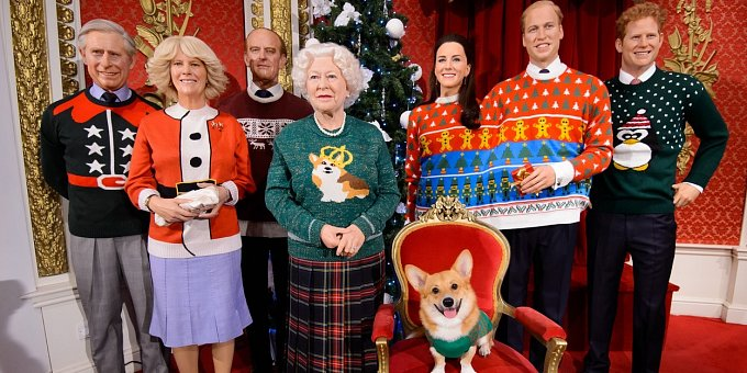 Pohádkové Vánoce: Podívejte se, jak je slaví britská královská rodina