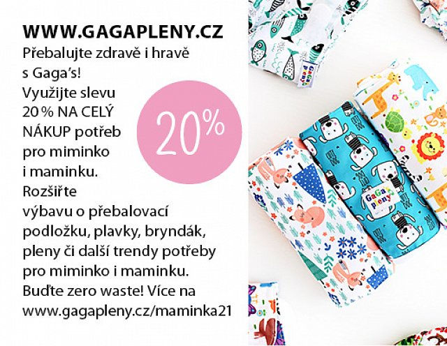 Obrázek kupónu - Gagapleny