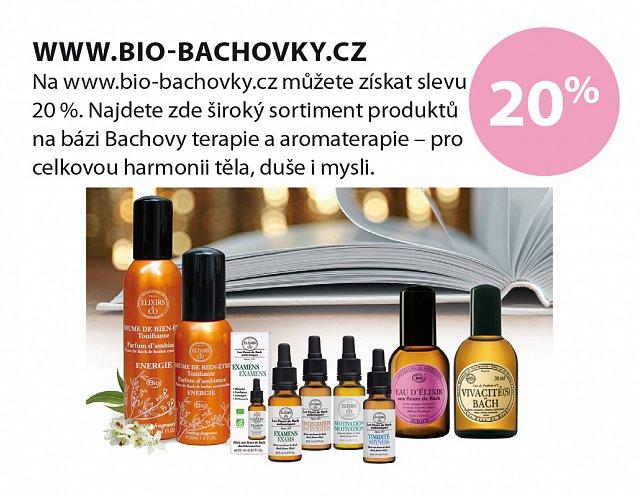 Obrázek kupónu - Bachovky