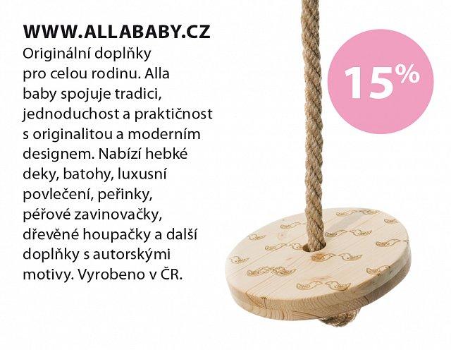 Obrázek kupónu - Allababy