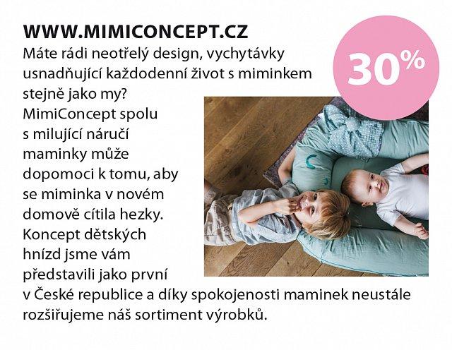 Obrázek kupónu - Mimikoncept
