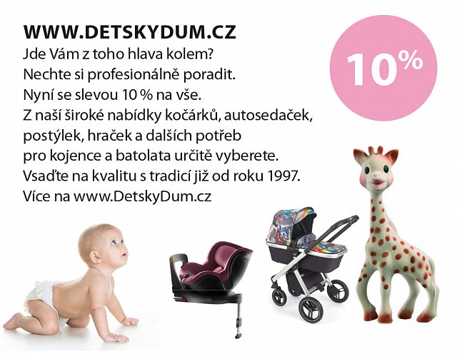 Obrázek kupónu - Dětský dům
