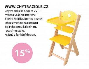 Chytrá židle