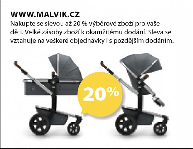 Obrázek kupónu - WWW.MALVIK.CZ