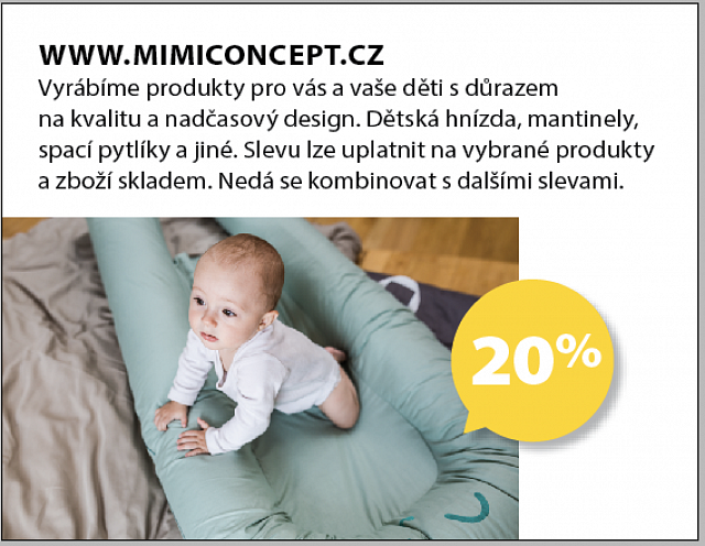 Obrázek kupónu - WWW.MIMICONCEPT.CZ