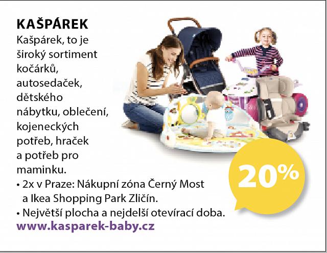 Obrázek kupónu - KAŠPÁREK