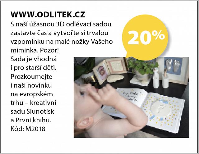 Obrázek kupónu - WWW.ODLITEK.CZ
