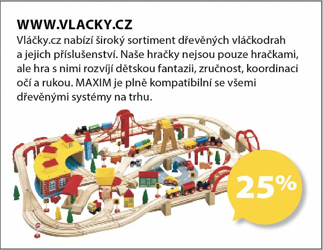 Obrázek kupónu - WWW.VLACKY.CZ