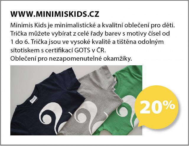 Obrázek kupónu - WWW.MINIMISKIDS.CZ