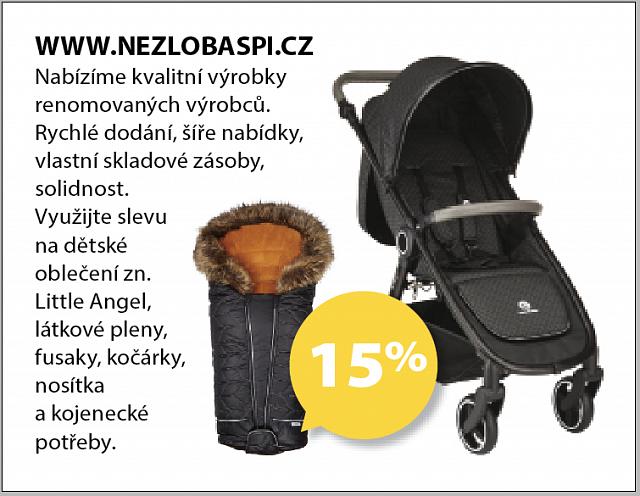 Obrázek kupónu - WWW.NEZLOBASPI.CZ