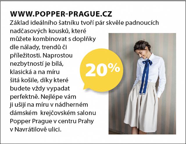 Obrázek kupónu - WWW.POPPERPRAGUE.CZ