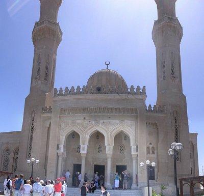 Mešita v Hurghadě - Autor: Andreas Krennmair