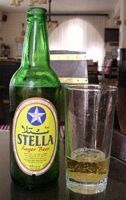 Egyptské pivo
