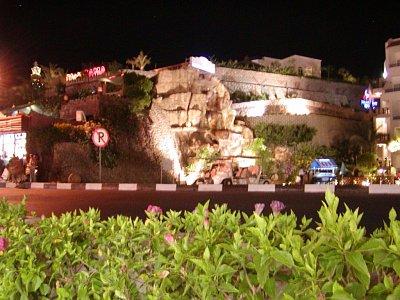 Sharm v noci - Sharm El Sheikh v noci
