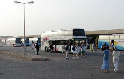 Seřadiště autobusů