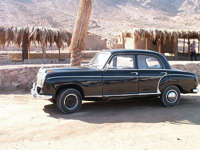 Egyptské auto :)