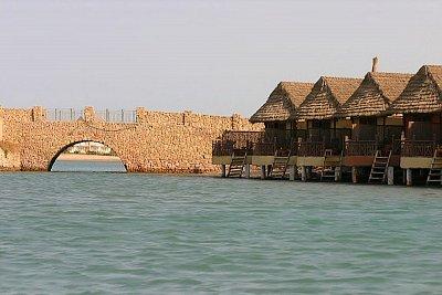 Přechod přes lagunu