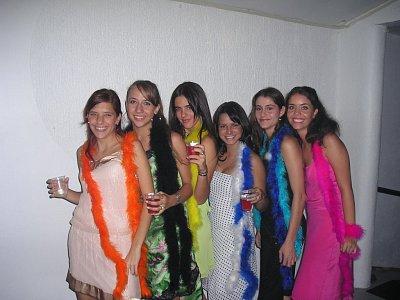 Na brazilské párty