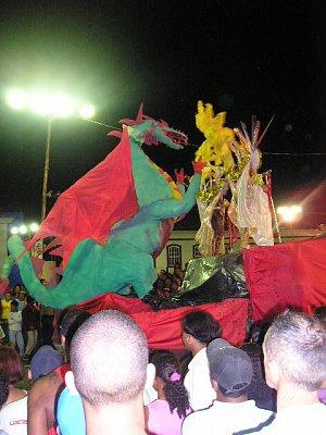 Na karnevalu