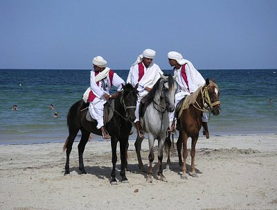 Hoteloví Tuaregové
