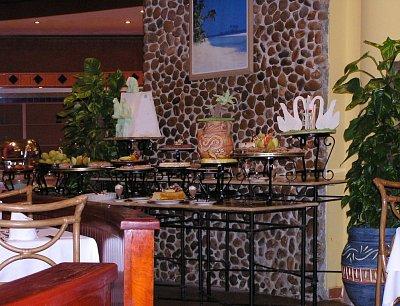 stravování v hotelové restauraci