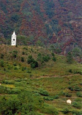 Kostelní věž v Sao Vicente (nahrál: admin2)