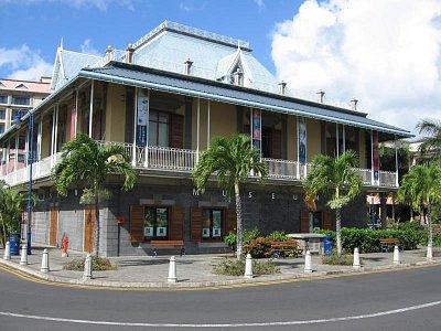 Budova Blue Penny Muzea