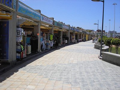 Promenáda Avenida de las Playas
