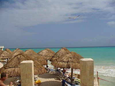 Modrý Karibik