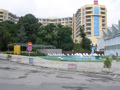 Hotel Riu Arabrlla (nahrál: Mira)