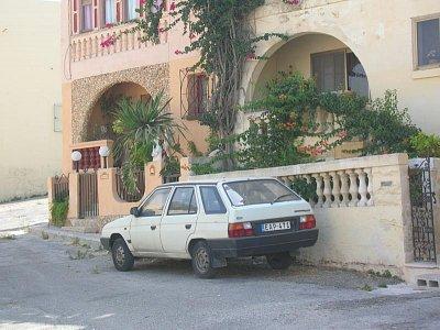 Škoda Forman na Maltě