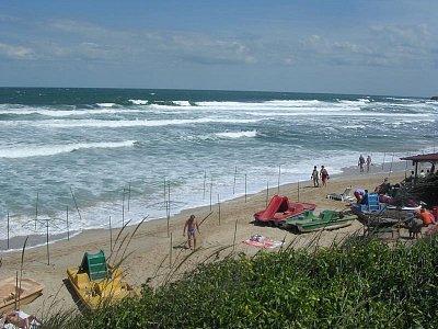 Pláž po bouřce (nahrál: Mira)