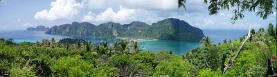Phi-Phi Island - view point (nahrál: Bones)