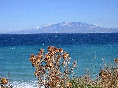 Alykés-v pozadí Kefalonie (nahrál: radulka)