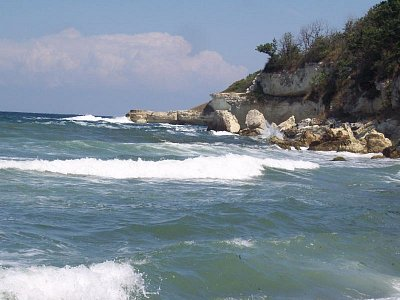 Mestská plaž Carevo (nahrál: eva)