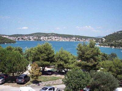 Pohled z teras apartmánů (nahrál: Boca)