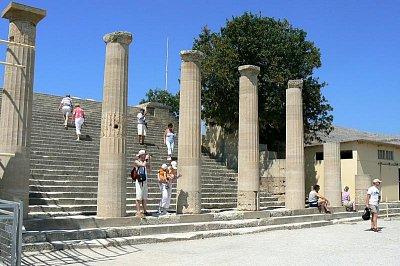 Lindos-Akropolis (nahrál: Hanka)