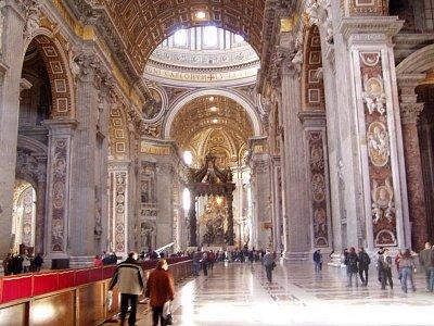 Katedrála, Vatikán (nahrál: admin)