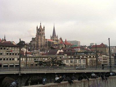 Lausanne city (nahrál: Marcel)